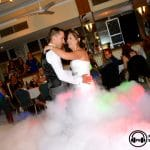 Dry Ice First Dance