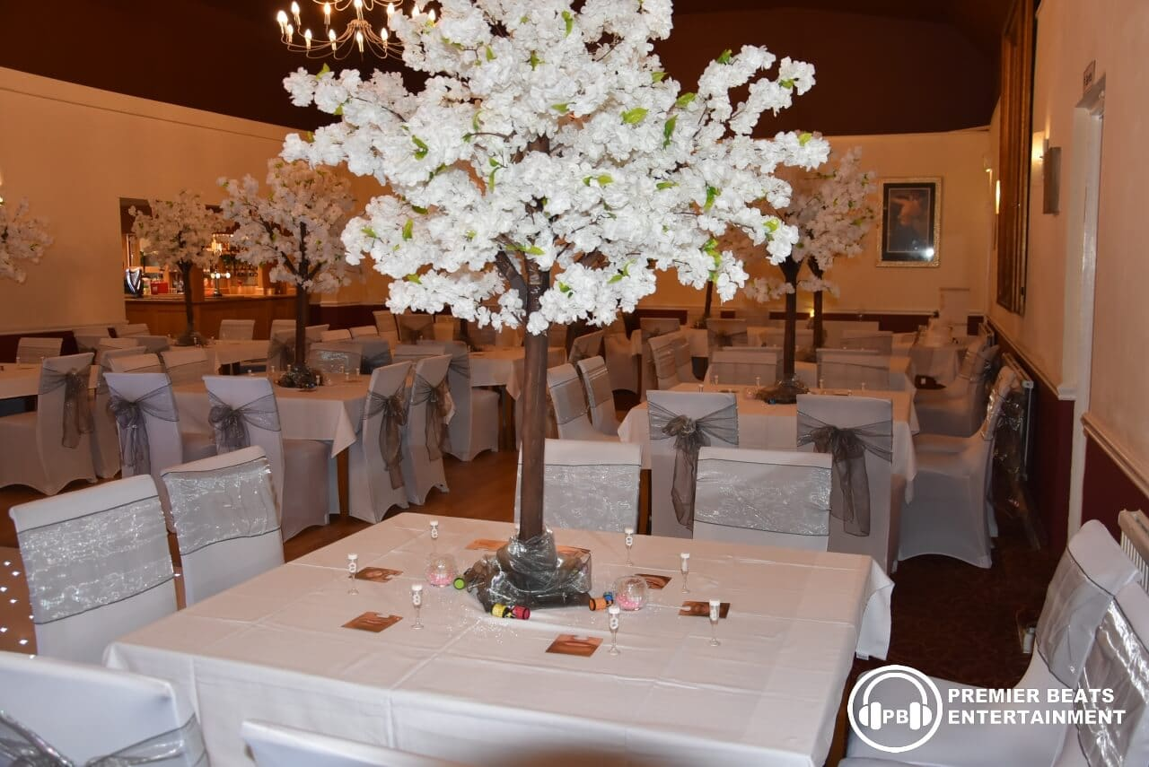Blossom Tree Table Centre Pieces