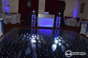 Black Starlit Dancefloors