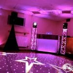 VIP_SETUP_STARLIT_DANCEFLOOR_UPLIGHTING_RED_CARPET