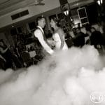 True Wedding First Dance Dry Ice Effect
