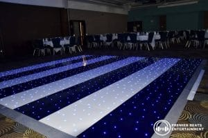 Striped Starlit Dancefloors