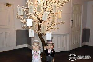 Led 2m Blossom Tree Regency Hotel Solihull Premier Beats Entertainment
